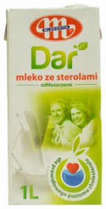 Mlekovita Dar Skimmed Milk with Plant Sterols