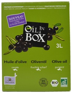 Oil in Box