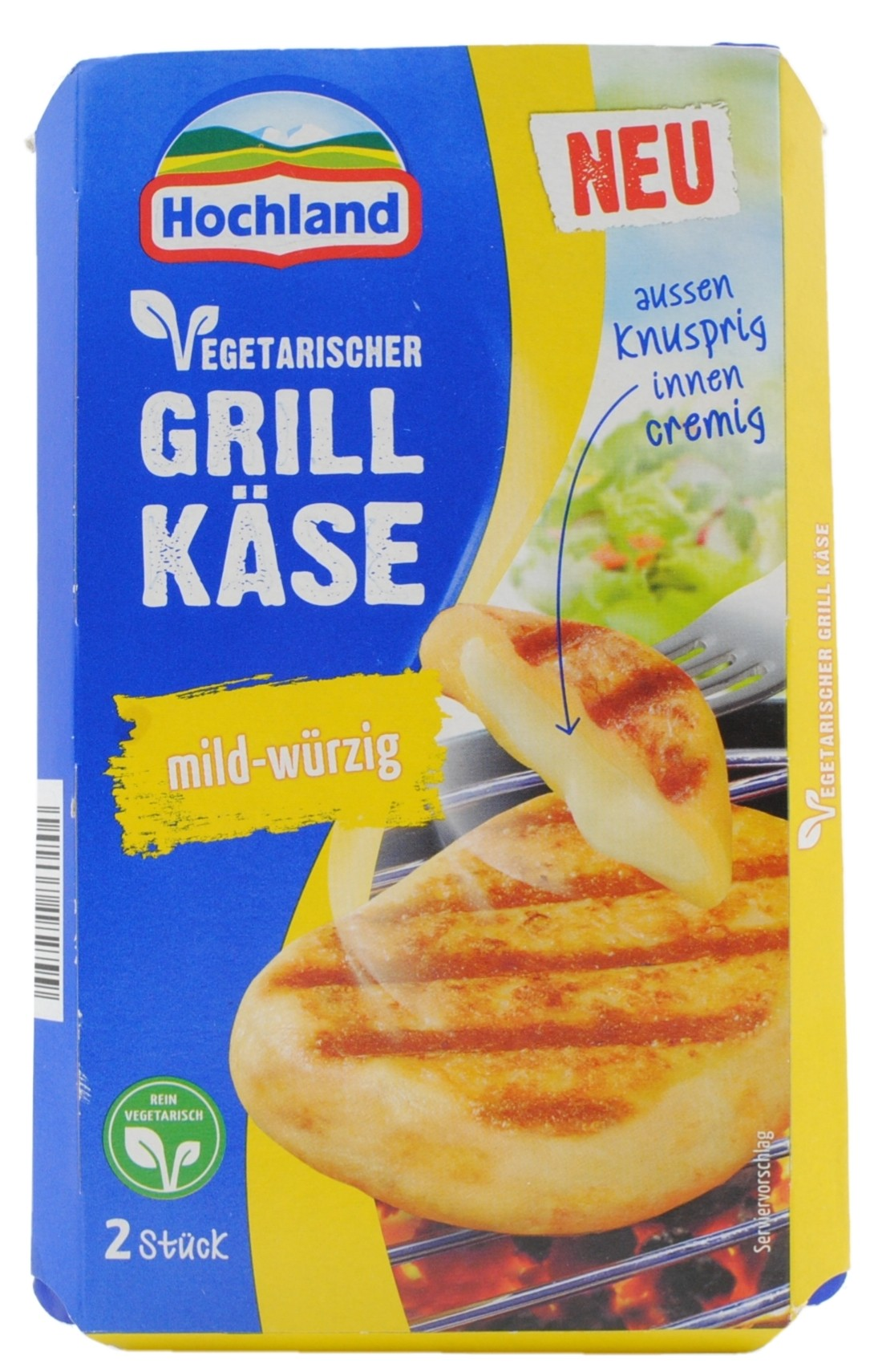Vegetarian Grill Cheese