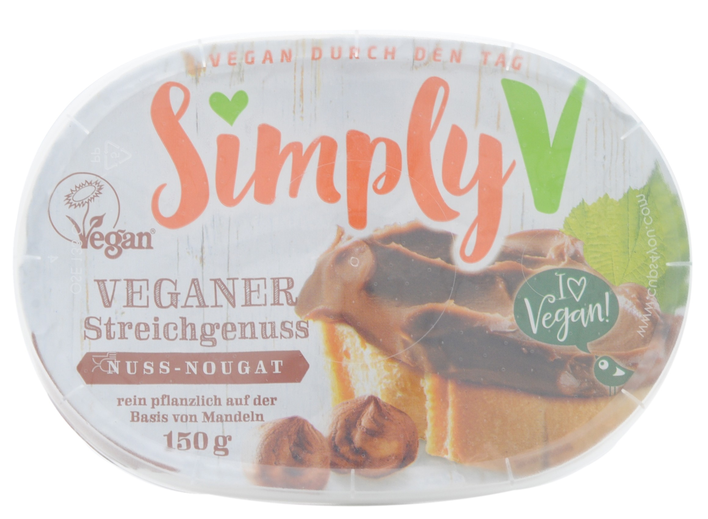 Nut-Nougat Vegan Spread
