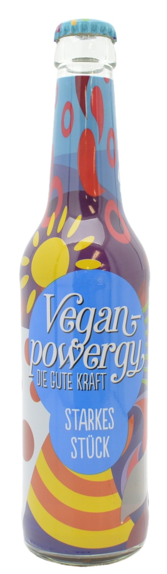 Vegan energy drink