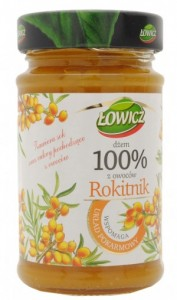 Łowicz Sea Buckthorn Jam (Agros Nova/Maspex Group)