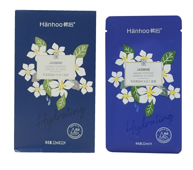 Hänhoo Jasmine Hydrating Essential Oil Mask