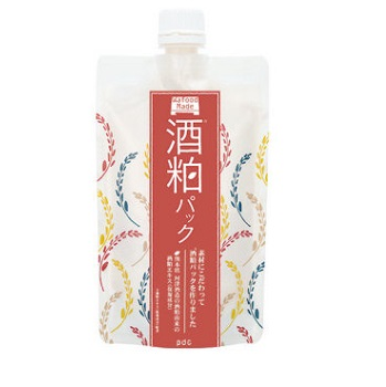 Wafood Sake Lees Face Pack, Japan