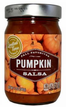 Limited Time Originals Fall Favorites Pumpkin Salsa