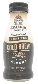 Califia Farms Black & White Cold Brew Coffee